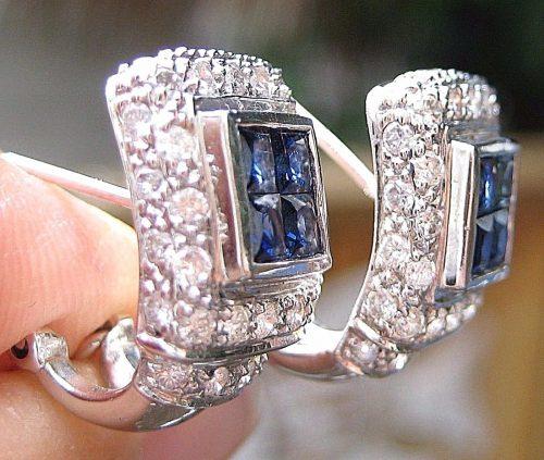 White Gold Diamond Jewelry