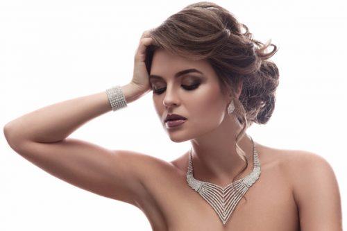 Women`s Diamond Jewelry
